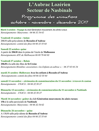 animations automne 2017 320